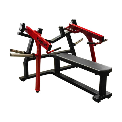 ISO Flat Bench Press