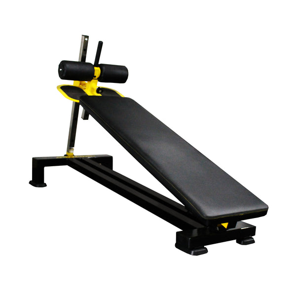 Flat to Decline Adjustable Ab Bench