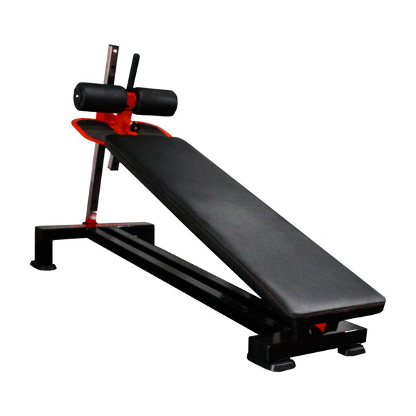 Flat-to-Decline Adjustable Ab Bench