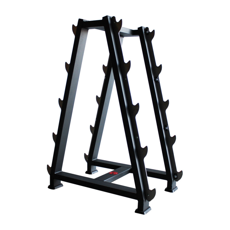 Double Barbell Rack