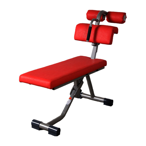 90° Adjustable Decline Ab Bench