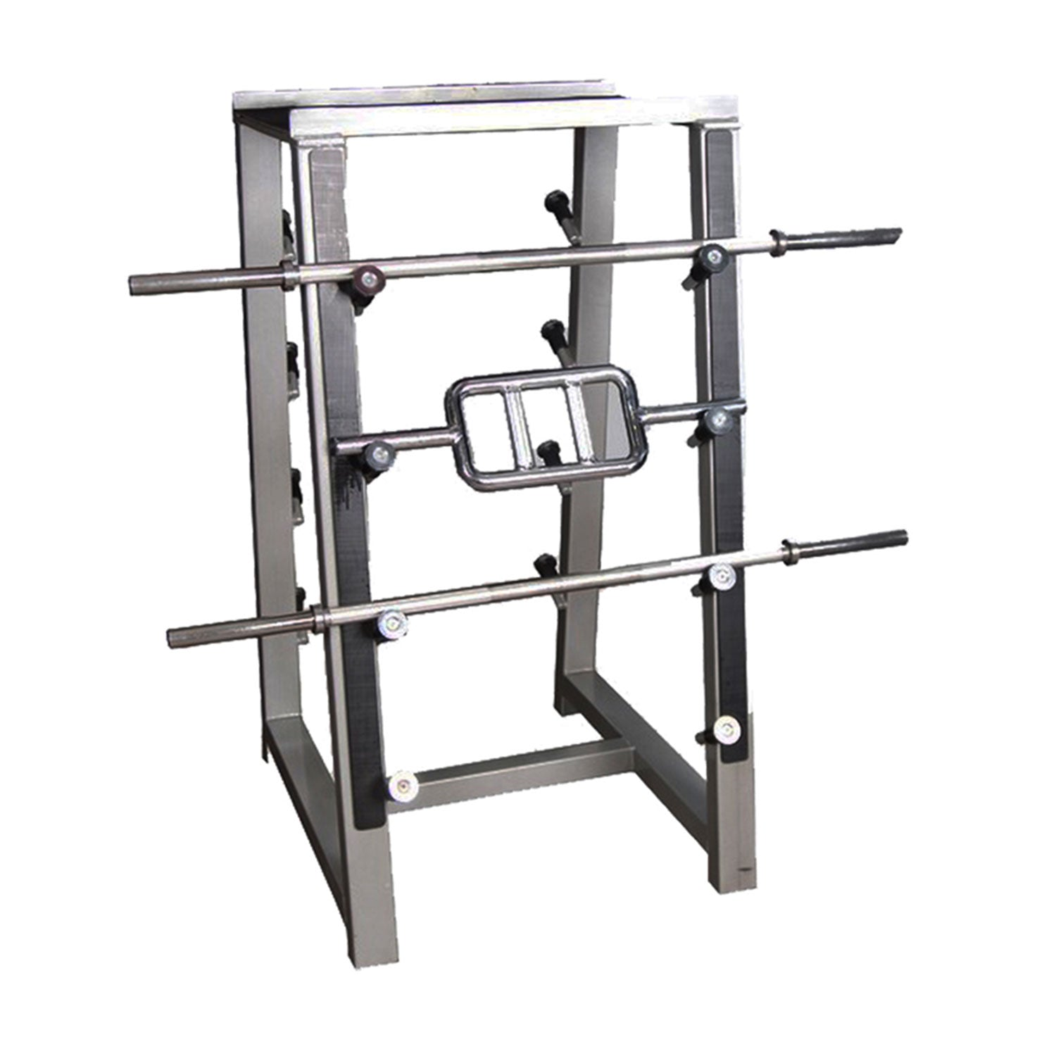 Horizontal Barbell Rack