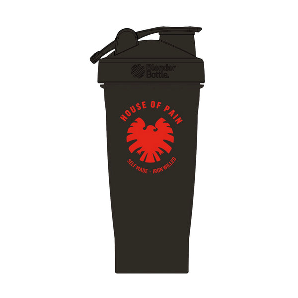Shaker Bottle Red Logo