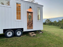 Tiny Home Perch and Nest Dream Roost