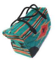 Bags earrings The Campos Go West Gift Bundle #1-Set Of 2- Weekender Bag -  Turquoise Earrings