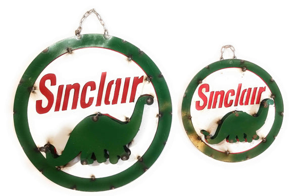 Vintage Inspired Sinclair Metal Sign - Two Sizes Metal SignRanch Junkie