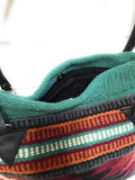 purse Southwestern Hand Woven 100% Wool Purse-Handbag- Boho Tote-The Camila