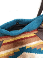 purse Southwestern Hand Woven 100% Wool Purse-Handbag- Boho Tote-The Nevada