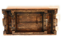 Rustic Wood Tray Serving Tray Farmhouse Serving Tray - The Homestead Serving/Decorative TrayRanch Junkie
