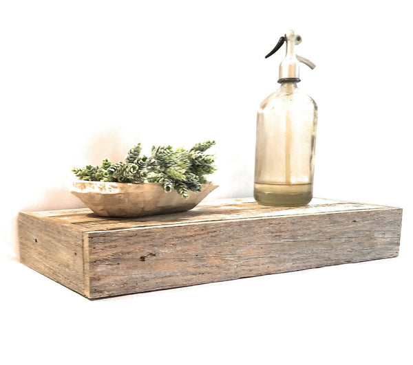 Rustic Barnwood Floating Shelf, Rustic Shelf, Farmhouse Shelves- Free Shipping shelvesRanch Junkie