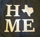 Home Texas T-Shirt Heather Navy shirtsRanch Junkie