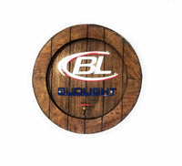 sign Bud Light Beer Large Wooden Barrel Sign with Spout- Beer Sign