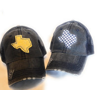 Texas Hat State of Texas Cap Multiple Colors