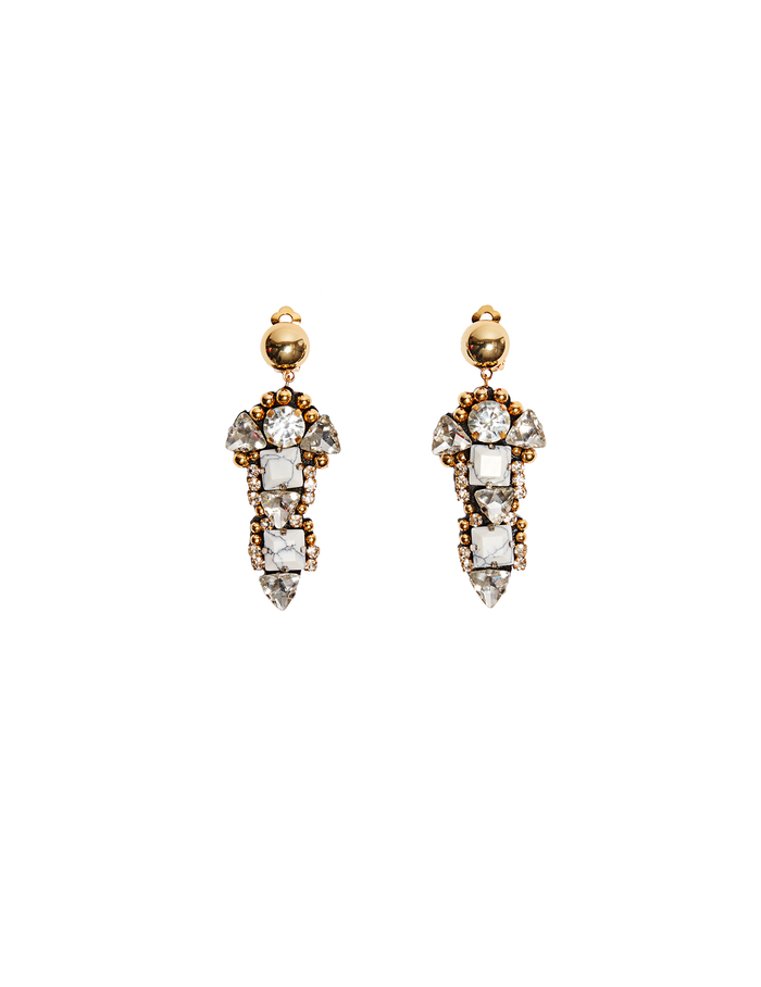 Cleo Earrings (clip)