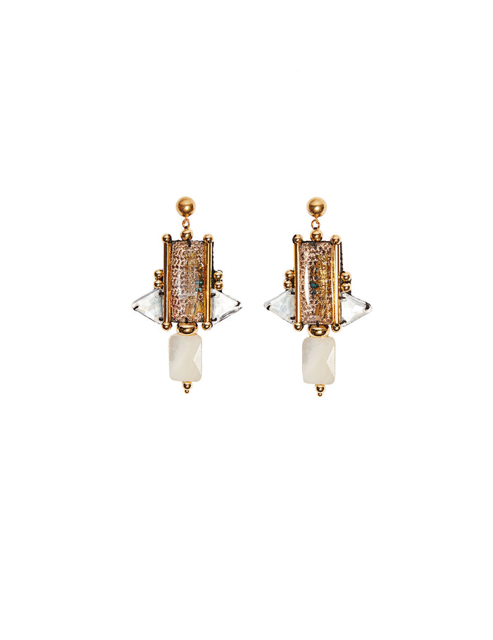 Hwani Earrings (stud)