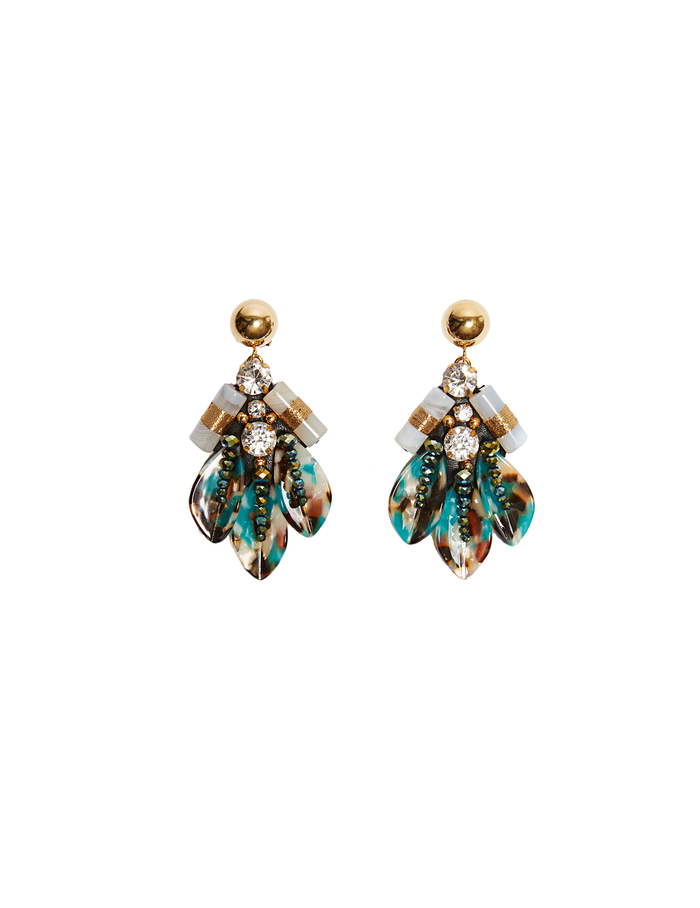 Lihua Earrings (stud)