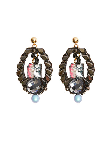 Devon earrings (stud)