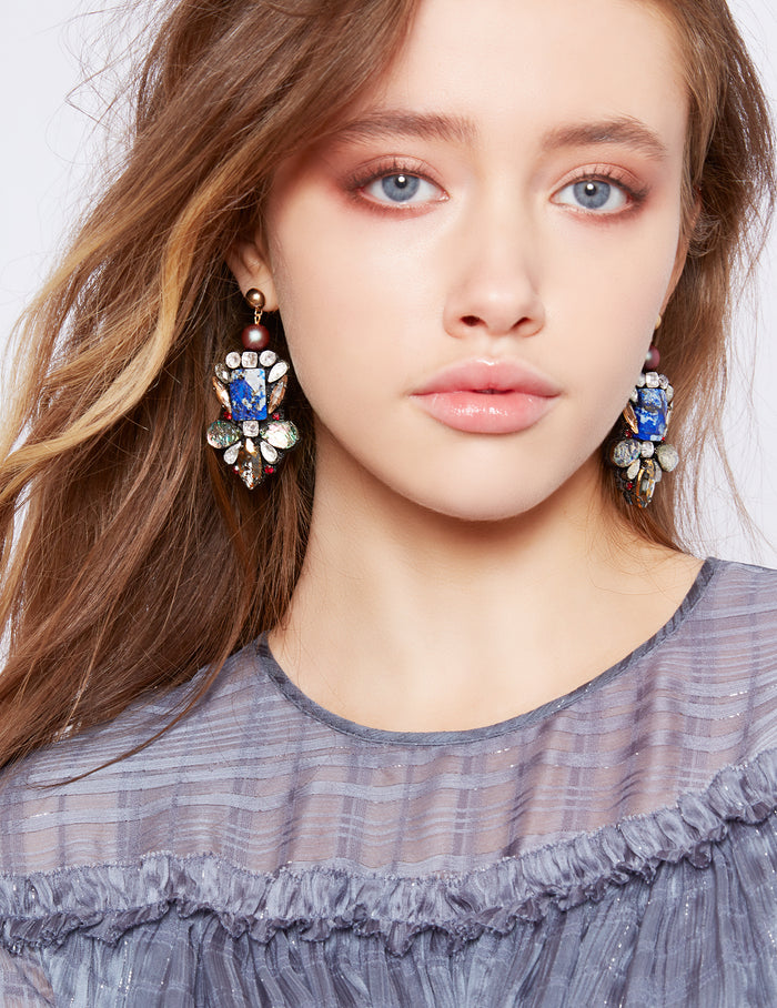 Parure Lapiz earrings (stud)
