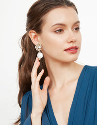 Maxime earrings (stud)