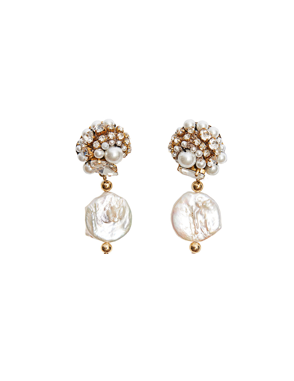 Maxime earrings (clip)