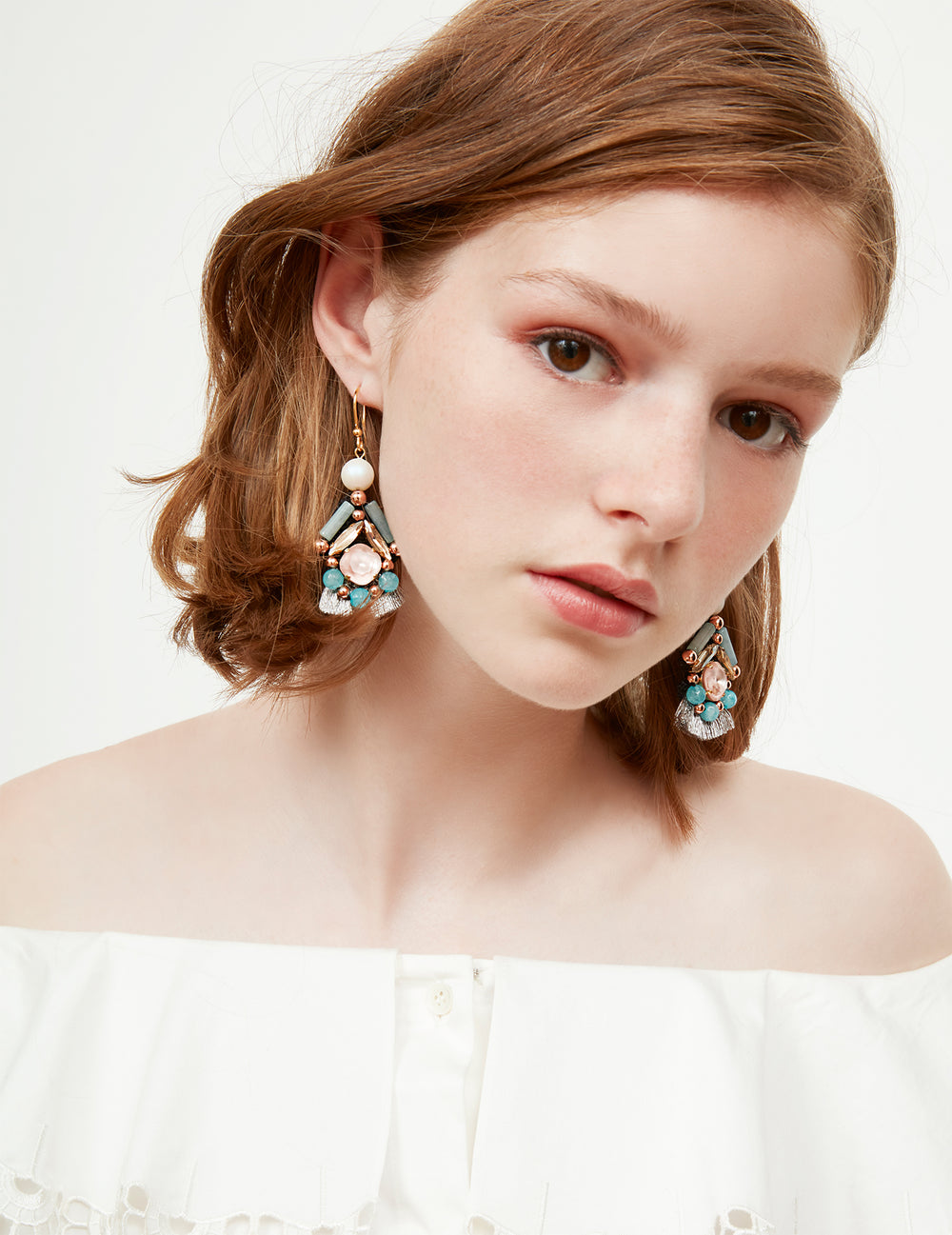 Sena earrings (stud)