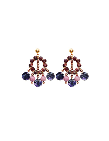 Aria earrings (stud)