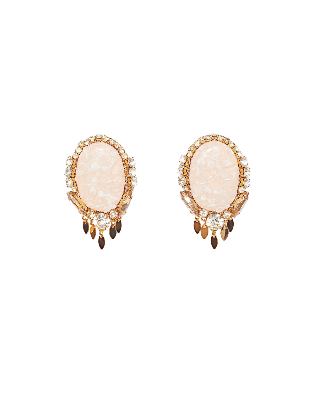 Tao earrings (stud)
