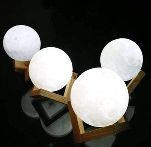 ENCHANTING MOON NIGHT LIGHT - Space Shop