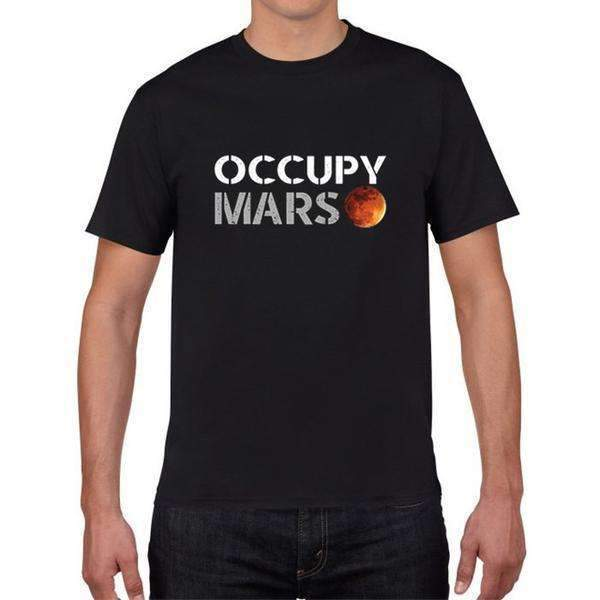 Occupy Mars T-shirt - Space Shop