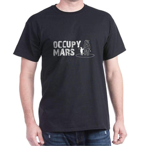 Occupy Mars T-Shirt no. 2 - SpaceX  merchandise