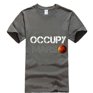 Occupy Mars T-shirt - SpaceX  merchandise
