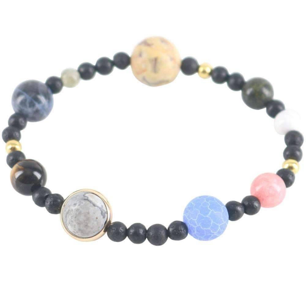 Galaxy Planets Solar System Bracelet - Space Shop