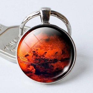 Mars Keychain - Space Shop