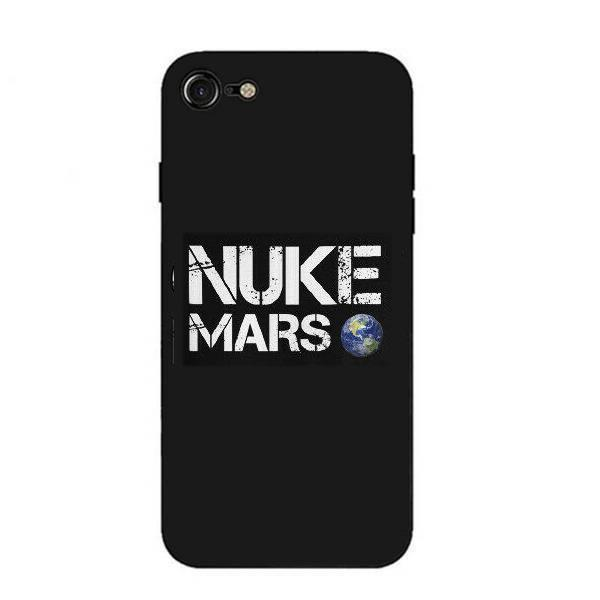 Nuke Mars Case - SpaceX  merchandise