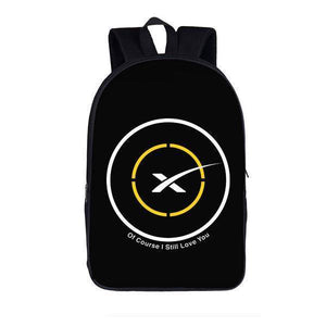 Backpack - SpaceX  merchandise