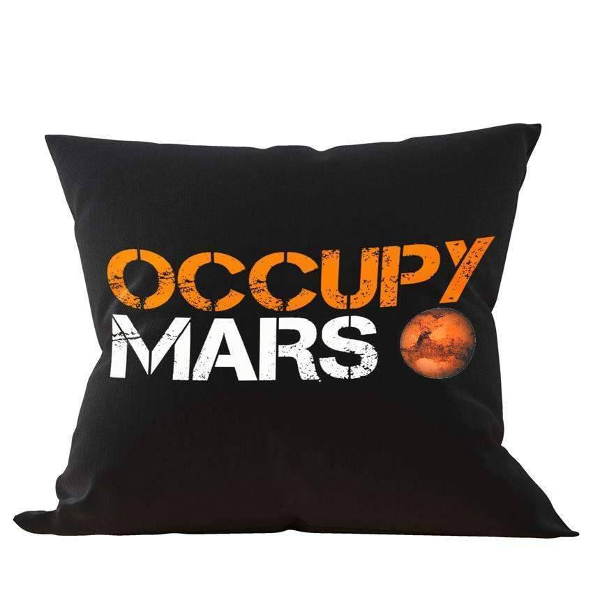 Occupy Mars Pillowcase - SpaceX  merchandise