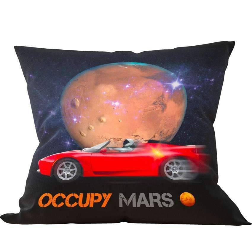 Occupy Mars !Pillowcase - SpaceX  merchandise