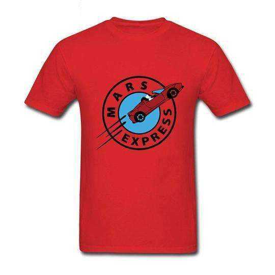 Mars Express T-Shirt - SpaceX  merchandise