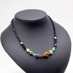 Solar System Necklace - Space Shop