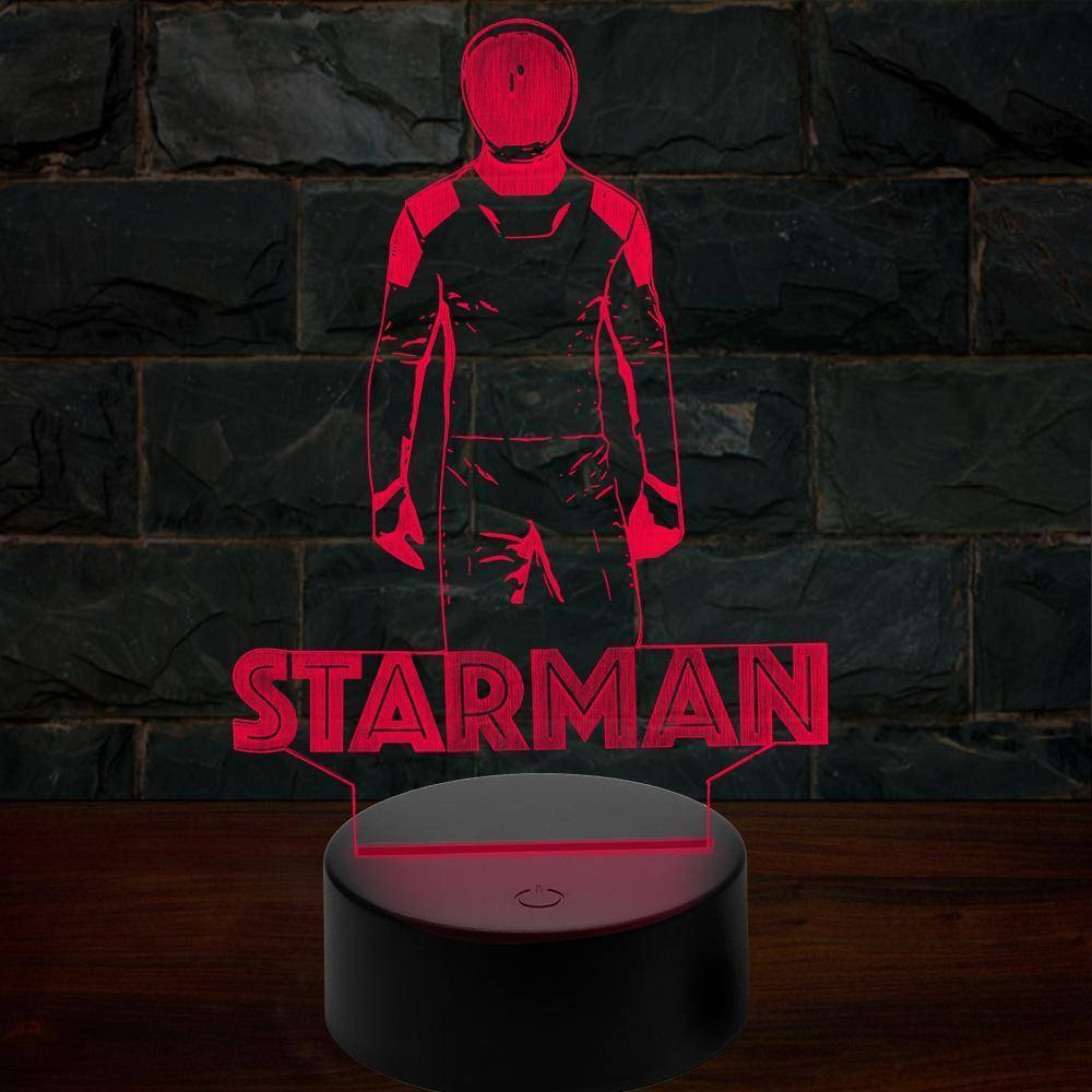 Starman Lamp - Space Shop