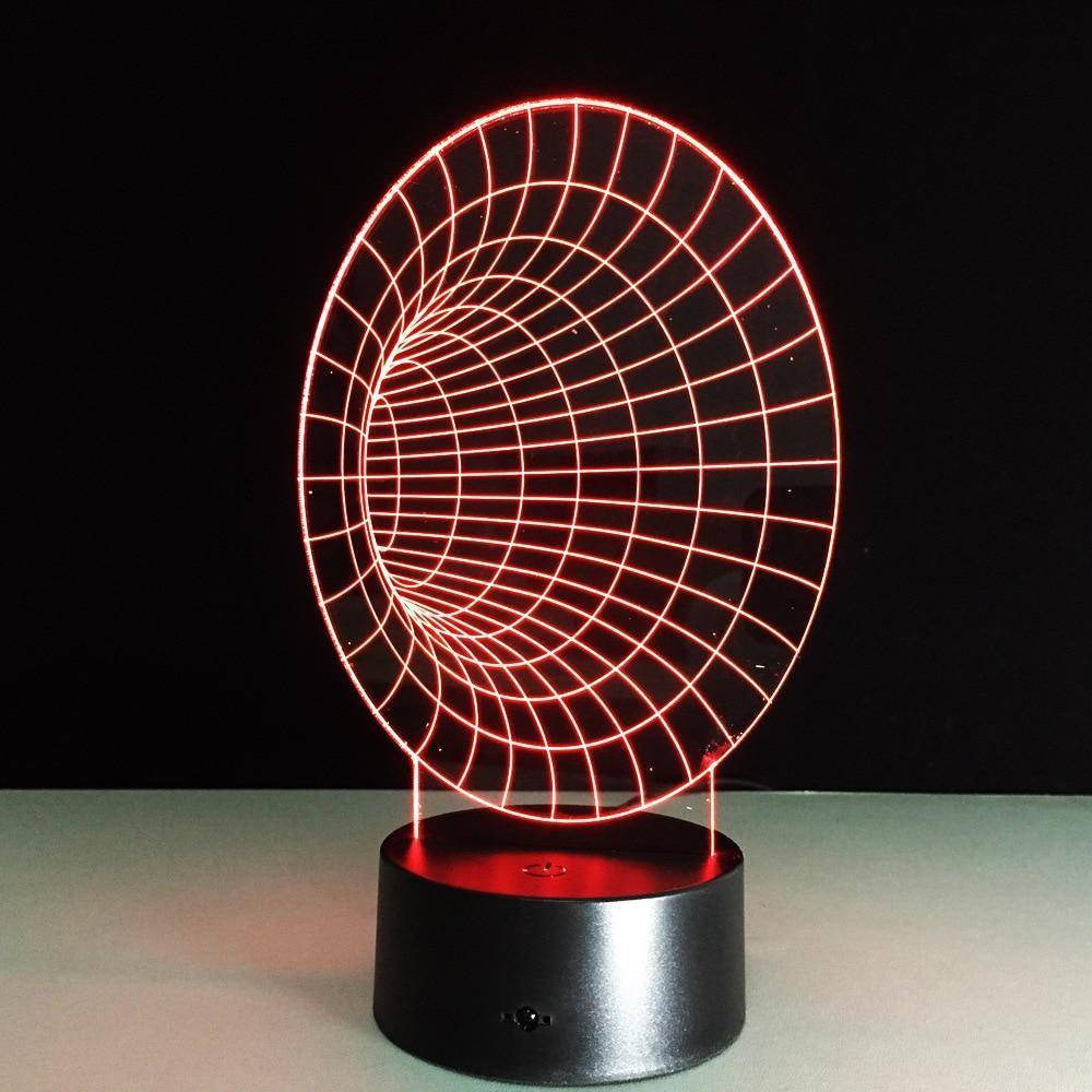 Worm Hole Lamp - 40% off! - SpaceX  merchandise