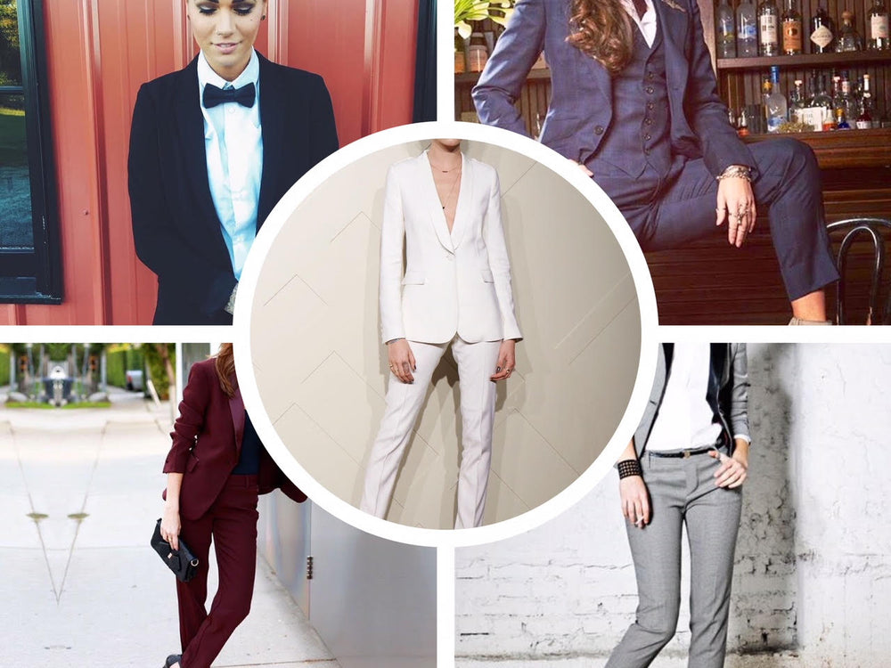 Ladies – what suiting style do you fit into? Take our Quick Quiz