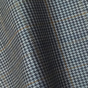 – LIGHT BLUE BROWN CHECKS 250-280 GRAMS - H7712