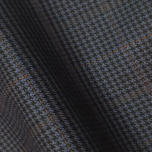 – NAVY BROWN CHECKS 250-280 GRAMS - H7713