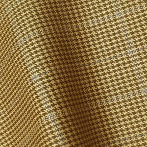 – LIGHT BROWN BLUE CHECKS 250-280 GRAMS - H7715