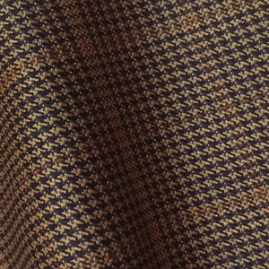 – MED BROWN BROWN CHECKS 250-280 GRAMS - H7716