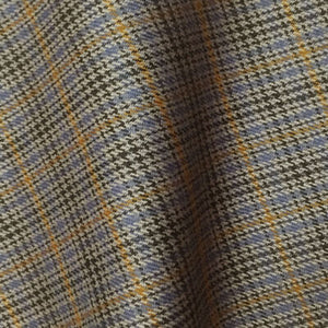 – GREY GOLD SMALL CHECKS 250-280 GRAMS - H7718
