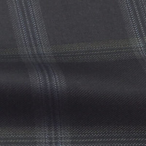– NAVY FANCY CHECKS 250-280 GRAMS - H7901