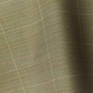 – GREEN HERRINGBONE CHECK 250-280 GRAMS - H7729