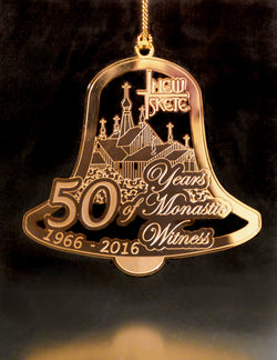 50th Anniversary of New Skete Ornament